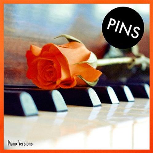 PINS - PIANO VERSIONS (RSD21)