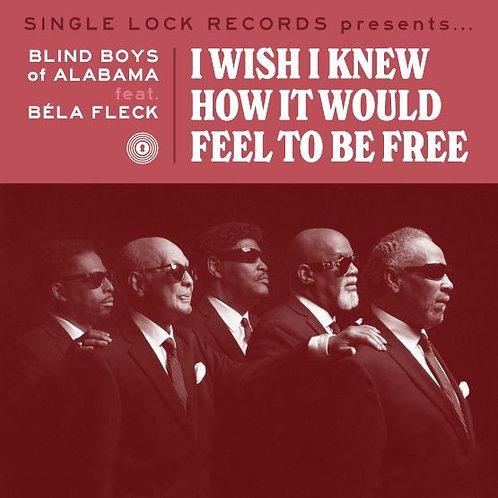 BLIND BOYS OF ALABAMA feat. BELA FLECK - I WISH I KNEW HOW IT WOULD FEEL (RSD21)