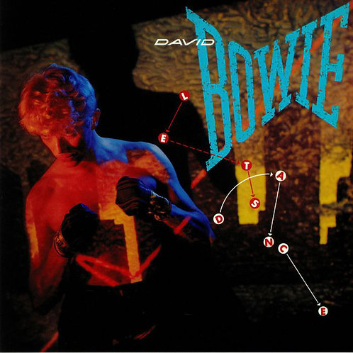 DAVID BOWIE - LET'S DANCE (Re-Mastered)