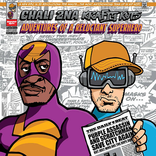 CHALI 2NA / KRAFTY KUTS - ADVENTURES OF A RELUCTANT SUPERHERO