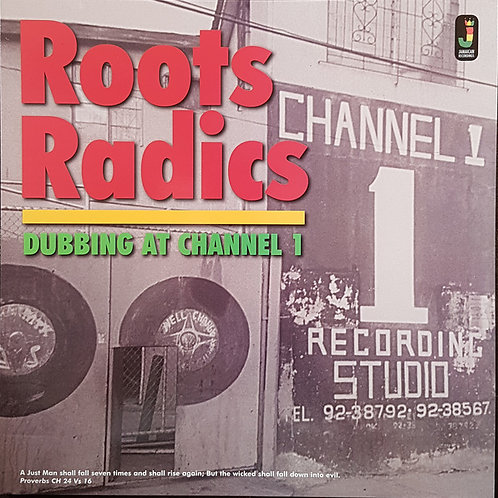 ROOTS RADICS - DUBBING AT CHANNEL ONE