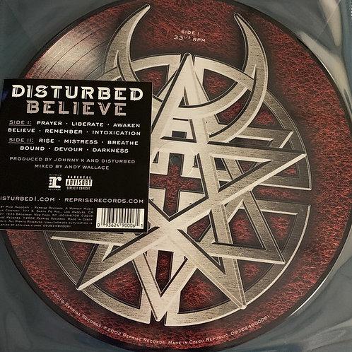 DISTURBED - BELIEVE