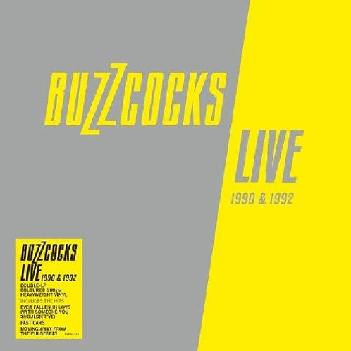 BUZZCOCKS - LIVE 1990 /1992