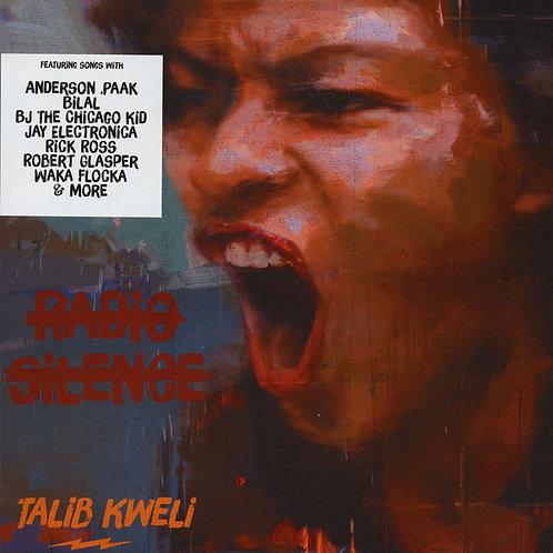 TALIB KWELI - RADIO SILENCE LP