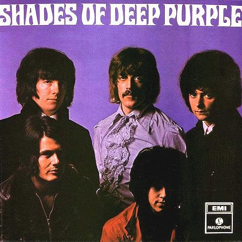 DEEP PURPLE - SHADES OF PURPLE (Re-Mastered)