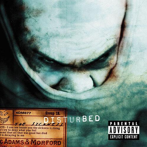 DISTURBED - THE SICKNESS (20th ANNIVERSARY)