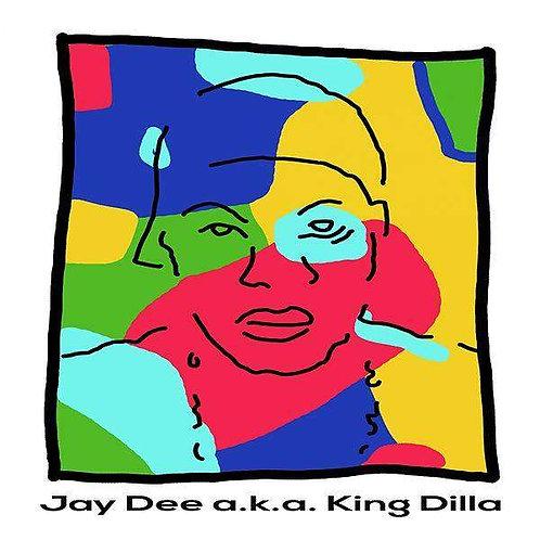 J DILLA - JAY DEE / A.K.A KING DILLA