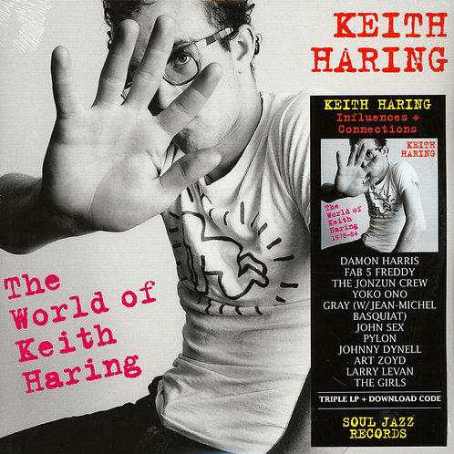 VARIOUS ARTISTS - THE WORLD OF KEITH HARING 1978-84