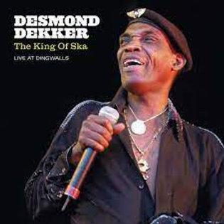 DESMOND DEKKER - KING OF SKA LIVE AT DINGWALLS (RSD21)
