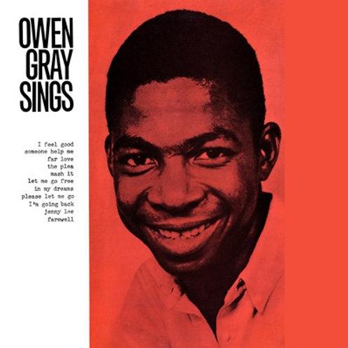 OWEN GRAY - SINGS (RSD21)