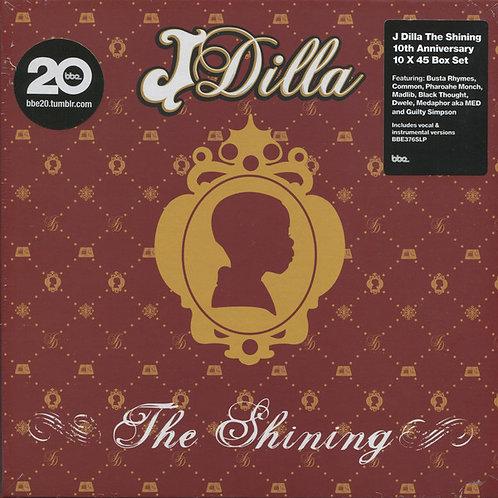 J DILLA - THE SHINING (10th ANNIVERSARY BOXSET)