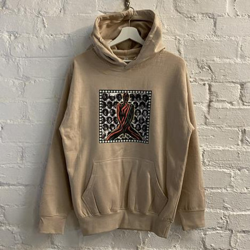 A TRIBE CALLED QUEST - MIDNIGHT MARAUDERS PRINTED HOODIE