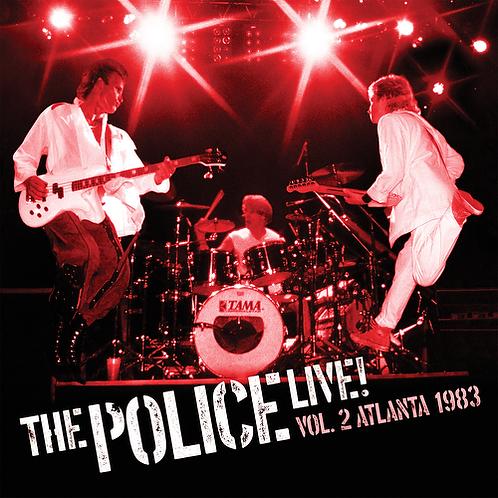 THE POLICE - LIVE VOL. 2 ATLANTA 1983 (RSD21)