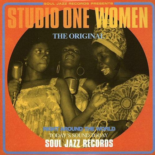 VARIOUS ARTISTS - STUDIO ONE: WOMEN