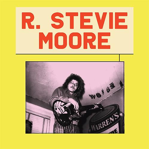 R. STEVIE MOORE - ON EARTH (RSD21)
