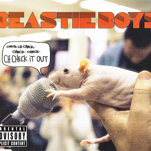 BEASTIE BOYS - CH CHECK IT OUT