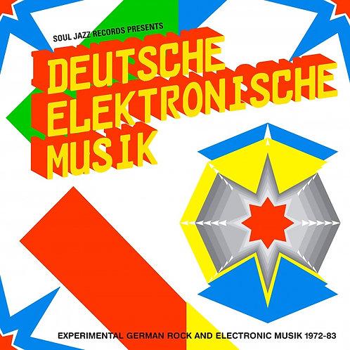 VARIOUS ARTISTS - DEUTSCHE ELEKTRONISCHE MUSIK 1  (RECORD A)