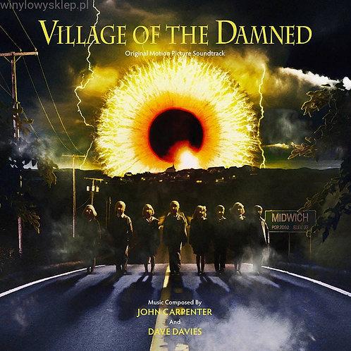 JOHN CARPENTER & DAVE DAVIS - VILLAGE OF THE DAMNED O.S.T. (RSD21)