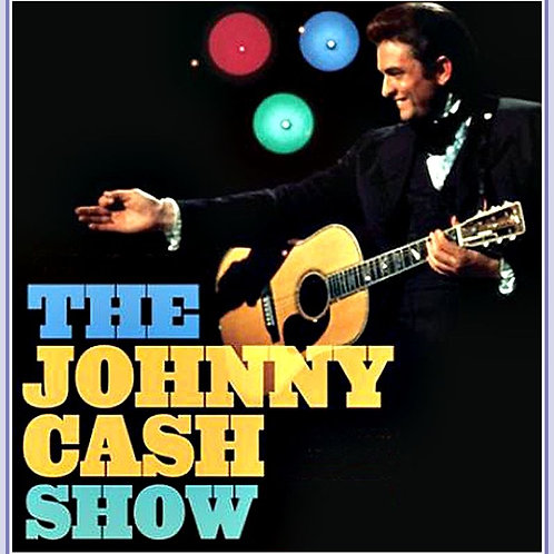 JOHNNY CASH - THE BEST OF THE JOHNNY CASH TV SHOW - 1969/71