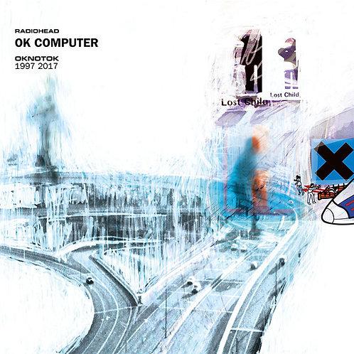 RADIOHEAD - OK COMPUTER: OKnotOK 1997 - 2017