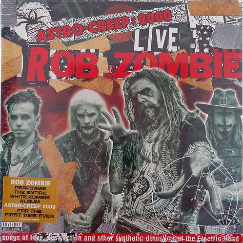 ROB ZOMBIE - ASTRO-CREEP: 2000 LIVE