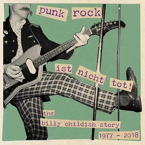 BILLY CHILDISH - PUNK ROCK IST NICHT TOT!