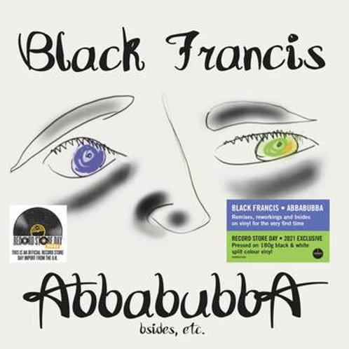 BLACK FRANCIS - ABBABUBBA (RSD21)