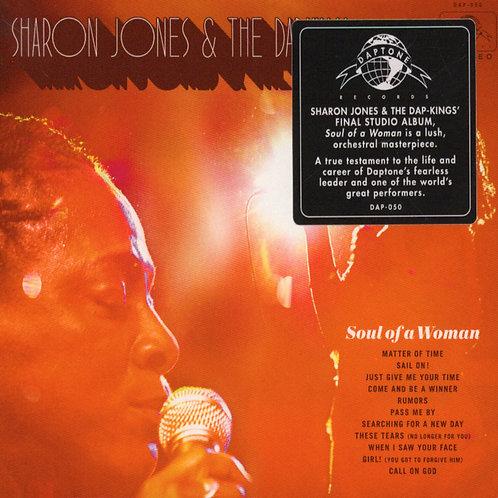 SHARON JONES & THE DAP-KINGS - SOUL OF A WOMEN