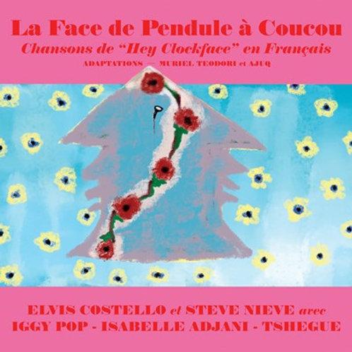 ELVIS COSTELLO - LA FACE de PENDULE a COUCOU