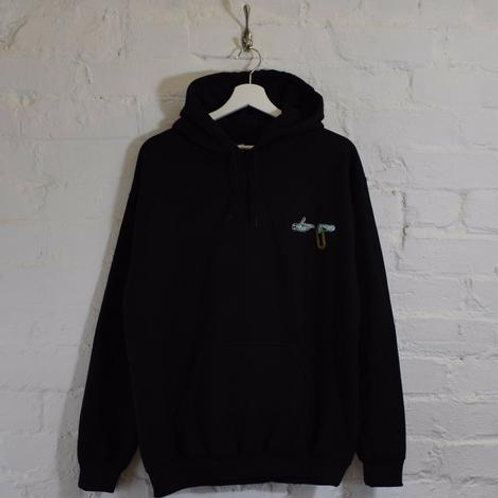 RUN THE JEWELS EMBROIDERY HOODIE