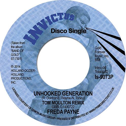 FREDA PAYNE - UNHOOKED GENERATION (RSD21)