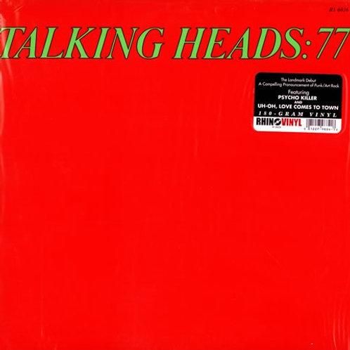 TALKING HEADS - TALKING HEADS :77