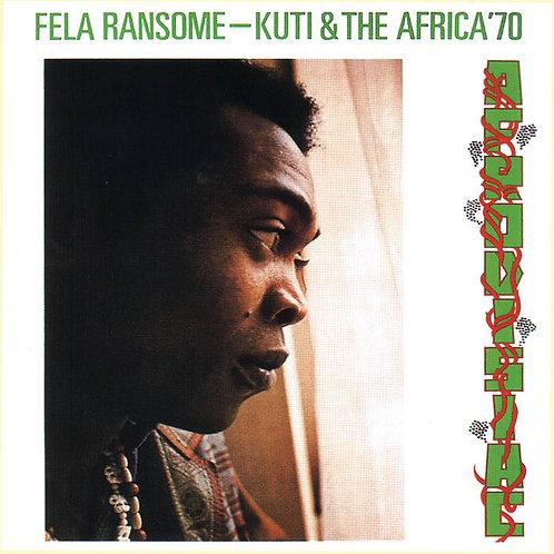 FELA RANSOM KUTI & AFRICA 70 - AFRODISIAC