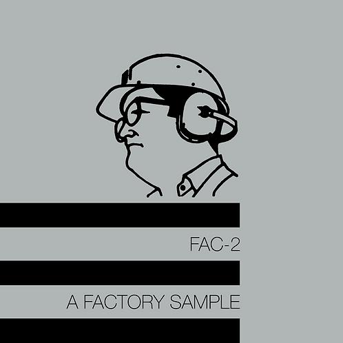 VARIOUS ARTISTS - FAC 2 / A FACTORY SAMPLE