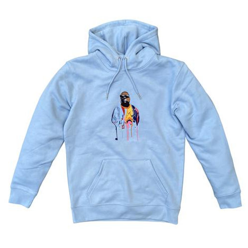 BIGGIE 'COOGI' DELUXE EMBROIDERED HOODIE