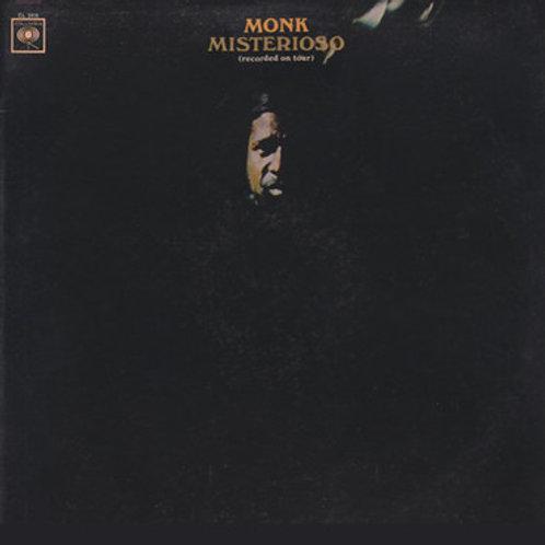 THELONIOUS MONK - MISTERERIOSO