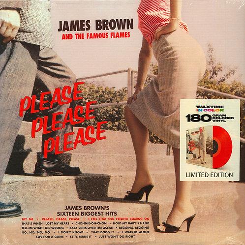 JAMES BROWN & HIS FAMOUS FLAMES - PLEASE PLEASE PLEASE
