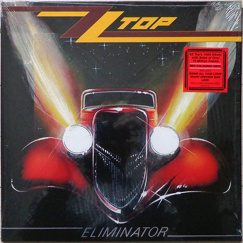 Z Z TOP - ELIMINATOR