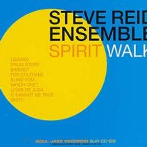 STEVE REID ENSEMBLE - SPIRIT WALK (RSD21)