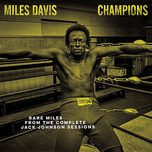 MILES DAVIS - CHAMPIONS (RSD21)