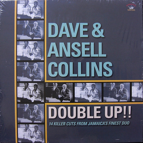 DAVE & ANSELL COLLINS - DOUBLE UP!!
