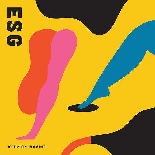 ESG - KEEP ON MOVING LP