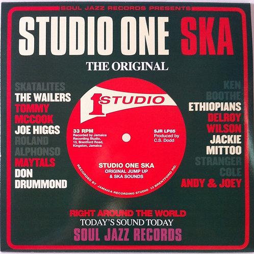 VARIOUS ARTISTS - STUDIO ONE: SKA The Original