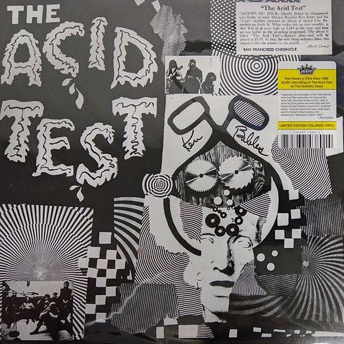 KEN KESEY & THE GRATEFUL DEAD - THE ACID TEST