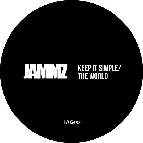 JAMMZ - KEEP IT SIMPLE E.P.