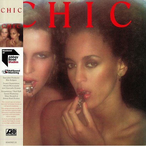 CHIC - CHIC (ABBEY ROAD HALF SPEED MASTERS)