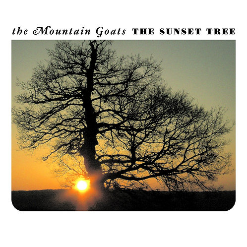 THE MOUNTAIN GOATS - THE SUNSET TREE