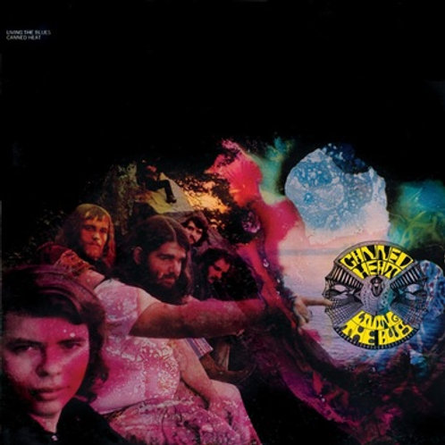 CANNED HEAT - LIVING THE BLUES (RSD21)