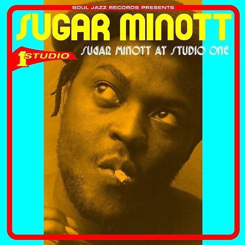 SUGAR MINOTT - AT STUDIO ONE