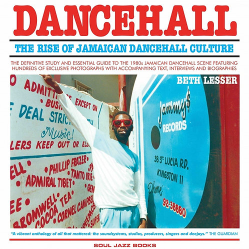 VARIOUS ARTISTS - STUDIO ONE: DANCEHALL - The Rise Of Jamaican Dancehall Culture